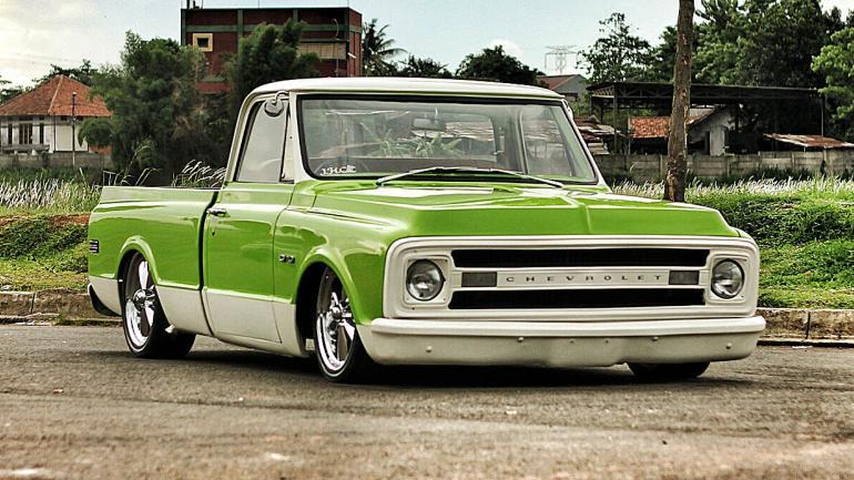 """Chevrolet C10 en nuestro país se denominó """"Brava"""" por su calidad, prestaciones y durabilidad. (Mundo Maipú)"""