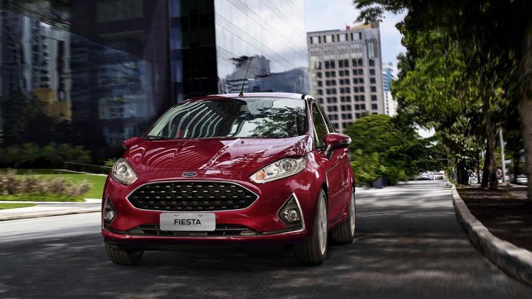 Ford Fiesta. (Mundo Maipú)