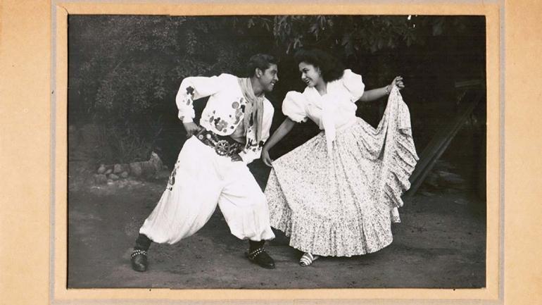 Fotografías etnográficas de Julio Viggiano Esain. (Instituto de Estudios Americanistas UNC / Agencia Córdoba Cultura)