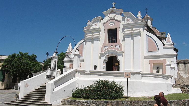 Iglesia de la Estancia de Alta Gracia, Patrimonio de la Humanidad. (Agencia Córdoba Cultura)