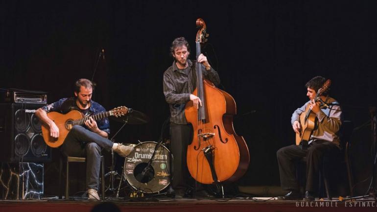 Jazz, Misto Trío / Foto de Agencia Córdoba Cultura