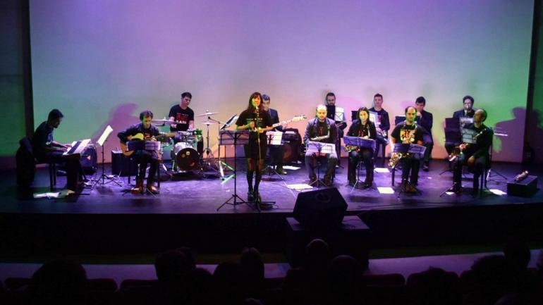 Jazz, Villa María Jazz Band / Foto de Agencia Córdoba Cultura