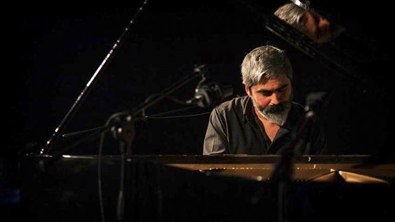 Juan Carlos Tolosa, pianista / Foto de Agencia Córdoba Cultura