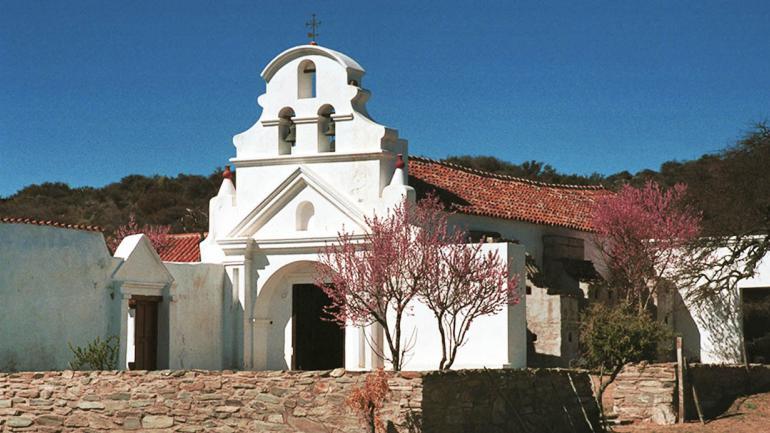 La Estancia de La Candelaria conserva su encanto y hospitalidad. (Agencia Córdoba Cultura)