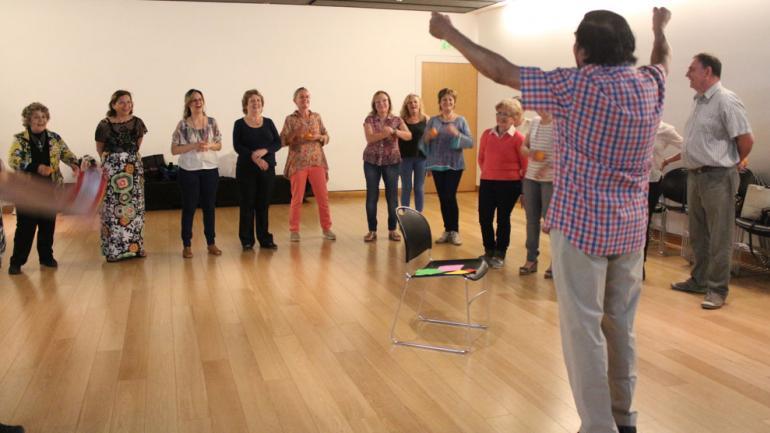 La cultura integra y favorece el desarrollo humano / Foto de Agencia Córdoba Cultura