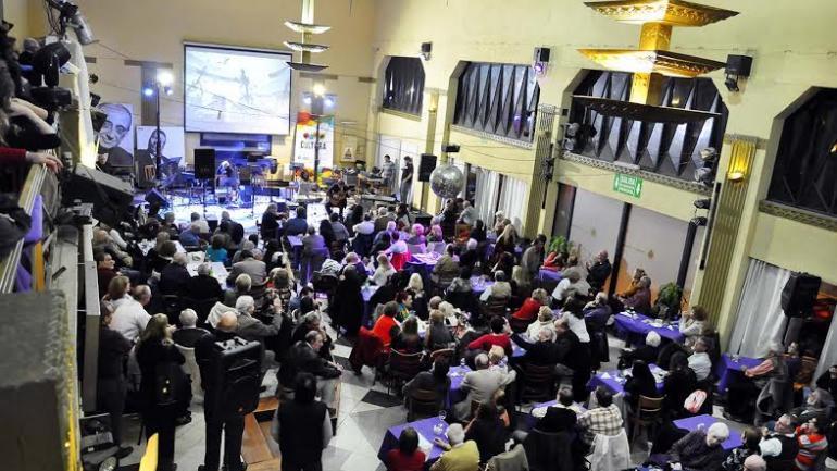 La milonga de la edición pasada convocó a una multitud / Foto de Agencia Córdoba Cultura.