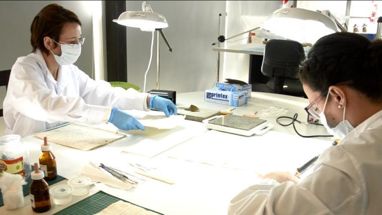 La sanitización reduce el deterioro que producen los agentes biológicos / Foto de Agencia Córdoba Cultura