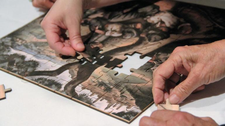 Las actividades recreativas estimulan la integración / Foto de Agencia Córdoba Cultura
