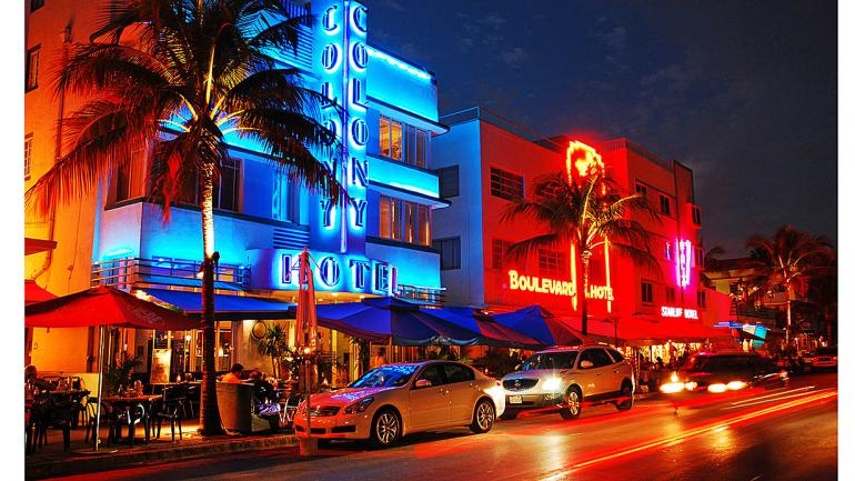 Entre Biscayne Boulevard y la calle 40, Miami. (Interturis)