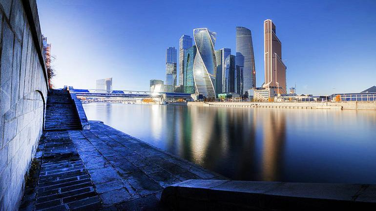 El Downtown ruso, con rascacielos visualmente grandiosos y espectaculares. (Grupo Edisur)
