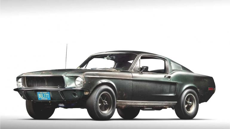 Sean Kiernan, es el actual dueño del Mustang Bullitt original. (Mundo Maipú)