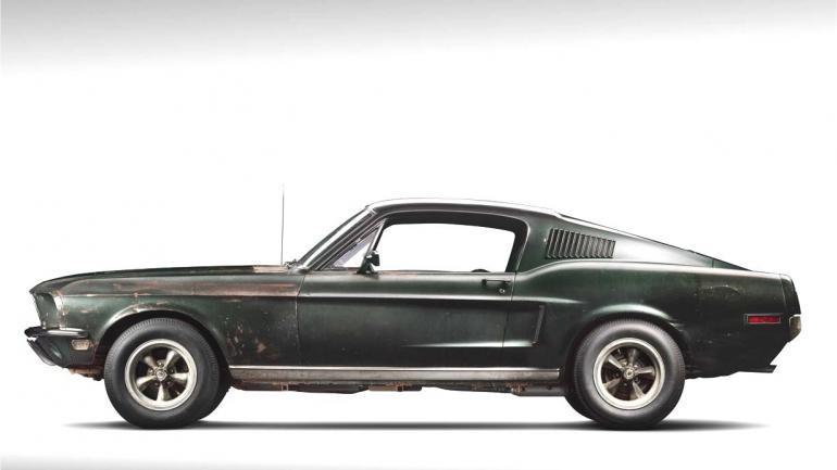 El Mustang Bullitt 1968, tiene un poderoso V8 390 6.4L, capaz de producir 325 CV. (Mundo Maipú)