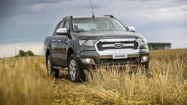 Pick-up Ford Ranger. (Mundo Maipú)