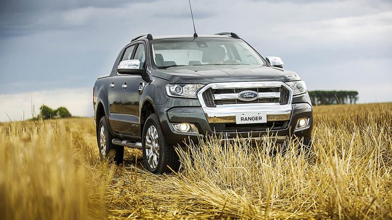 Ford Ranger. (Mundo Maipú)