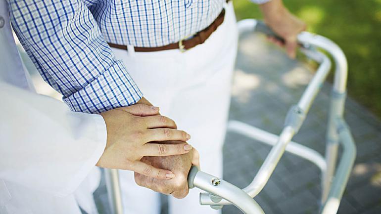 La neurorehabilitación motora es para que el paciente recupere y mantenga la autonomía en las actividades de la vida diaria. (Sanatorio Allende)