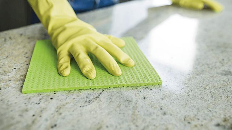 Mantener nuestra cocina higienizada y limpia reduce el contacto con las bacterias. (Sanatorio Allende)