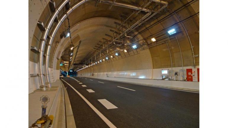 TÚNEL DE YAMATE. En Japón, demoró quince años su construcción, entre 1992 y 2007, recién fue habilitado en 2015. (Mundo Maipú)