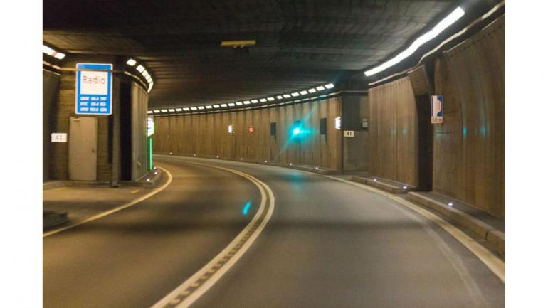 TÚNEL DE SAN GOTARDO. Situado en Suiza, su construcción demoró diez años, de 1970 a 1980. (Mundo Maipú)