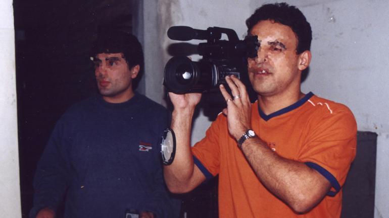 Un momento de la actividad de taller / Foto de Agencia Córdoba Cultura.