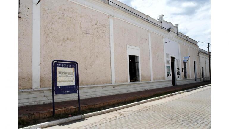 Casa Museo y Bilbioteca Pública Leopoldo Lugones. (Agencia Córdoba Cultura)