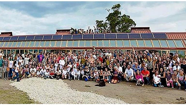 La Tagma es una organización uruguaya sin fines de lucro, que dentro del programa Una Escuela Sustentable. (Grupo Edisur)