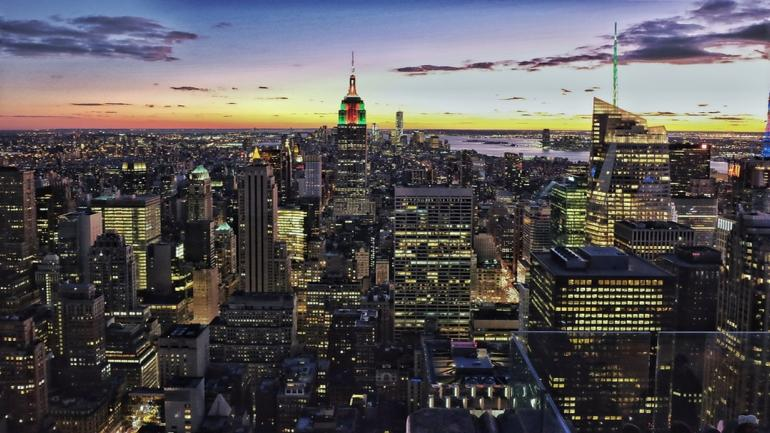 NUEVA YORK. La ciudad cosmopolita cuenta con 40 edificios más altos del mundo con diferentes estilos arquitectónicos. (Grupo Edisur)