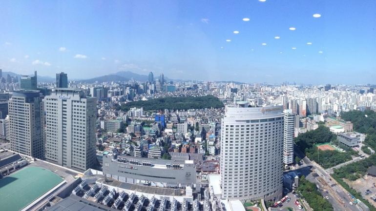 SEUL. la capital de Corea del Sur tiene 10 rascacielos construidos en diferentes lugares de la ciudad. (Grupo Edisur)