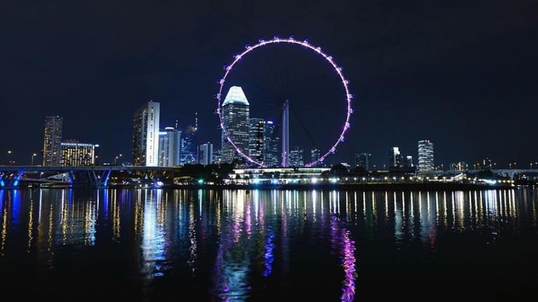 SINGAPUR. Posee los ocho edificios más altos del mundo, con una altura máxima de 280 metros. (Grupo Edisur)