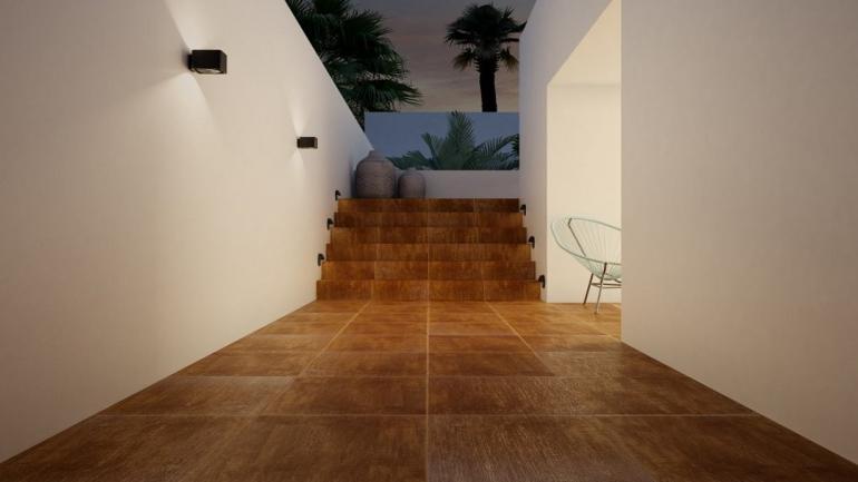 Pisos para interiores / Foto gentileza de Grupo Edisur.