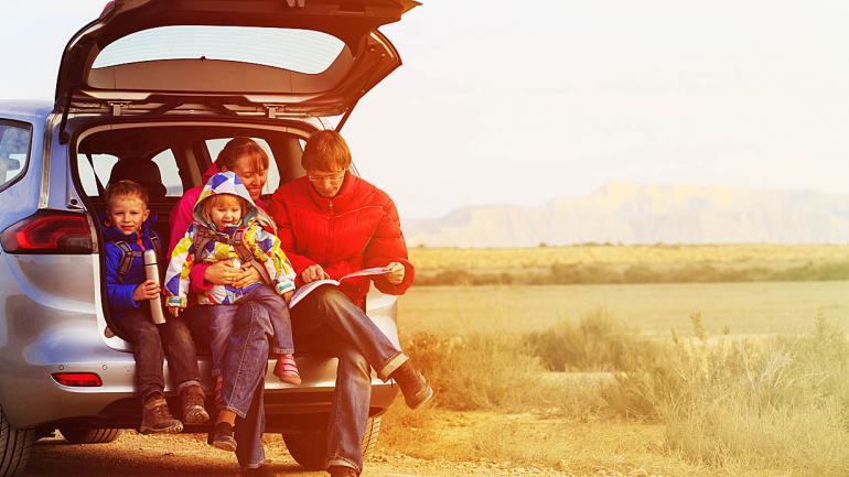 El paisaje se disfruta distinto desde nuestro vehículo. (Interturis)