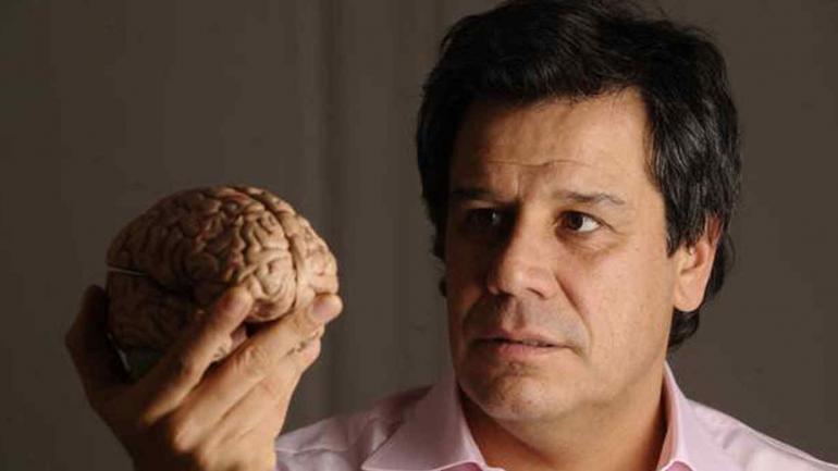 Facundo Manes asegura que todos podemos ser creativos. (Foto de Facundomanes.com)