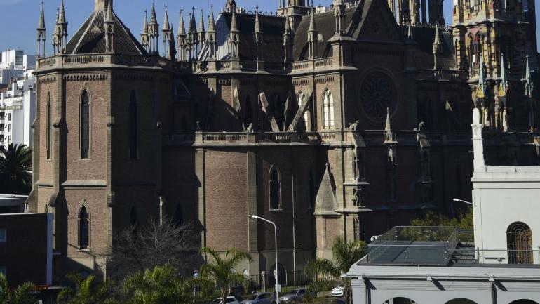 Nueva Córdoba. La iglesia está en el corazón de este barrio. (Pedro Castillo)