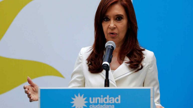 FERNÁNDEZ. Tiempo atrás (AP/Natacha Pisarenko/Archivo).