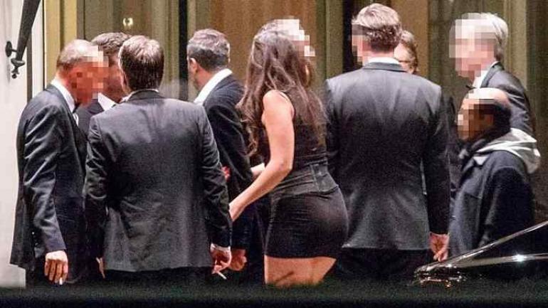 LONDRES. Las promotoras fueron manoseadas en la cena benéfica solo para hombres, que se celebró en el distinguido hotel Dorchester de Londres (Financial Times).