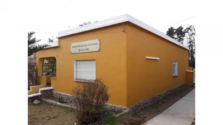 La nueva sede permitirá una mejor atención de todos los servicios a personas con discapacidad y al adulto mayor. (Municipalidad de Río Ceballos)