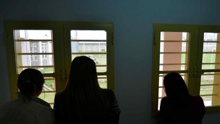 Decisión. Las mujeres, a veces, eligen que no las visiten. (José Hernández)
