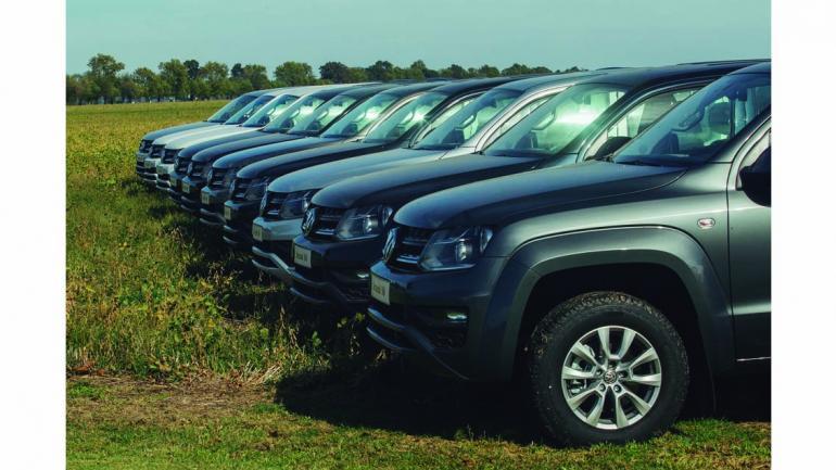 Para el sector agropecuario invertir en la compra de un auto sigue siendo un importante negocio. (Mundo Maipú)
