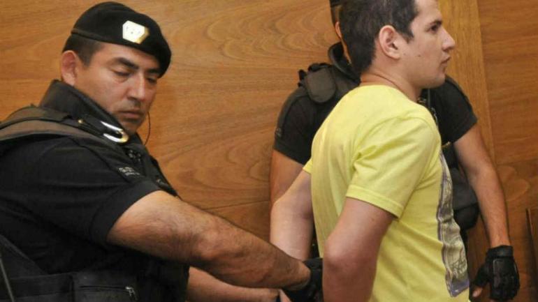 En mayo de 2013, Peralta fue condenado a perpetua (Archivo / La Voz).