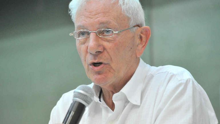 JURI. El rector de la UNC (Sergio Cejas/Archivo).