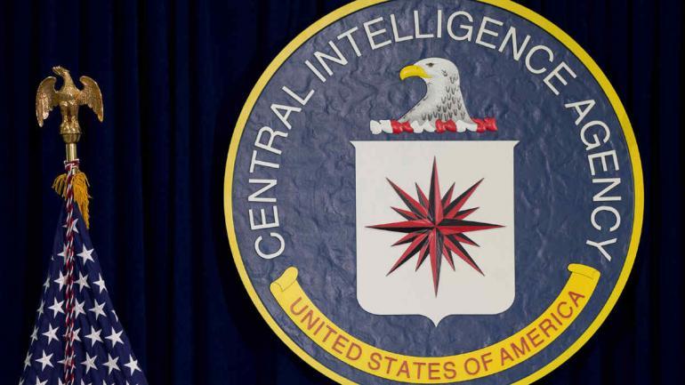 LOGO. De la CIA en Langley (AP/Archivo).