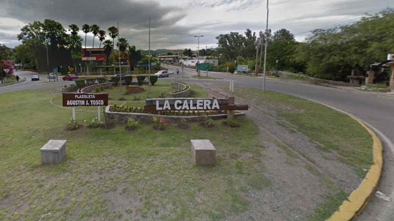 ZONA. La Calera (Captura/©Google Street View).