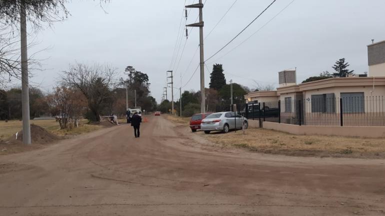 ZONA. Calles 2 y 47 (La Voz).