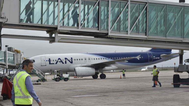 AEROPUERTO CÓRDOBA. El transporte de pasajeros creció 10,1% en los aeropuertos nacionales (La Voz/Archivo).