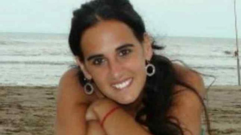Víctima. Andrea Castana.