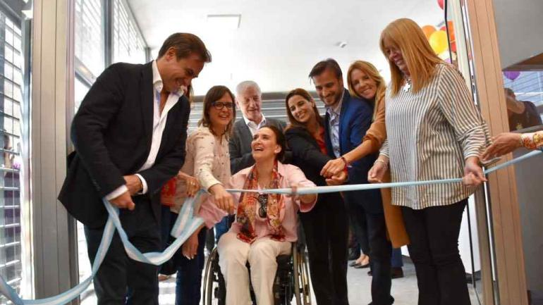 La apertura del Parque Educativo en la zona noroeste de Córdoba (Municipalidad de Córdoba).