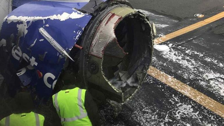 FILADELFIA. Una avión tuvo que aterrizar de emergencia (AP).