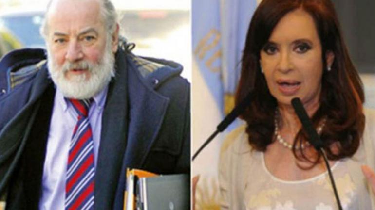 ARGENTINA. El juez Bonadio tras los pasos de Cristina Fernández (Archivo).
