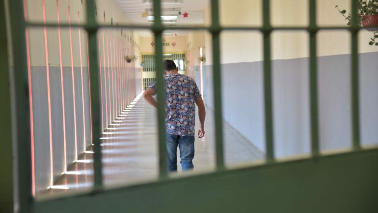 REJAS. Los reclusos tienen distintos niveles de acceso según su desempeño. (Archivo La Voz)