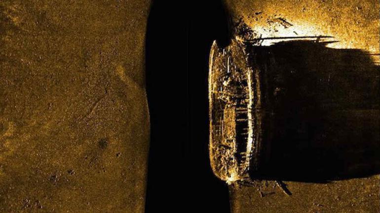 CANADÁ. Encuentran un buque perdido en el océano desde 1840 (AP)
