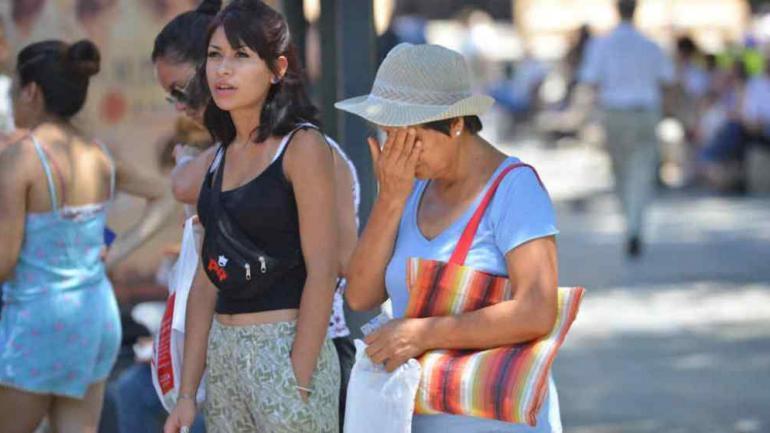 Pronostican temperaturas de -5ºC en montañas de Puebla